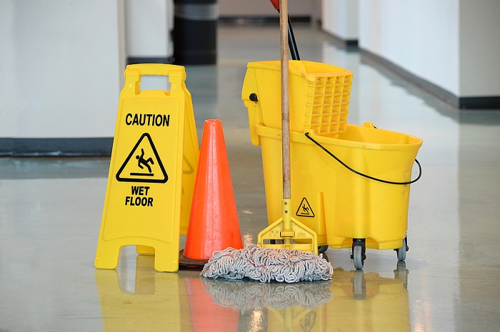 Preventing Slip, Trip and Fall Claims